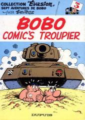Bobo -3- Bobo comic's troupier