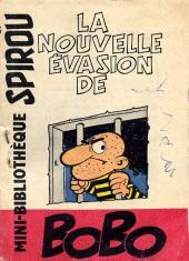 Bobo -MR1249- La nouvelle évasion de Bobo