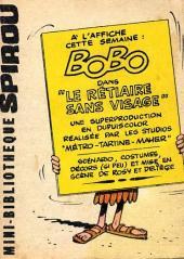 Bobo -MR1263- Le rétiaire sans visage