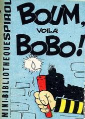 Bobo -MR1272- Boum, voilà Bobo !