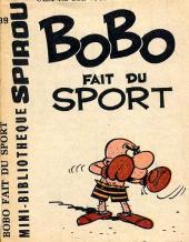 Bobo -MR1283- Bobo fait du sport