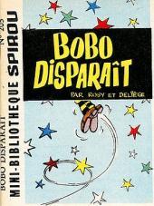 Bobo -MR1349- Bobo disparaît