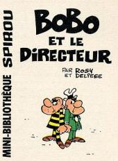 Bobo -MR1382- Bobo et le directeur