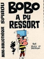 Bobo -MR1390- Bobo a du ressort