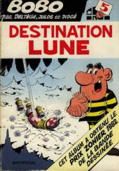 Bobo -5- Destination Lune