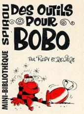 Bobo -MR1408- Des outils pour Bobo