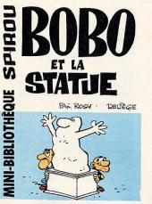 Bobo -MR1414- Bobo et la statue