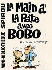 Bobo -MR1418- La main à la pâte avec Bobo