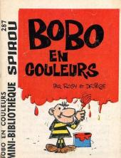 Bobo -MR1431- Bobo en couleurs