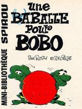 Bobo -MR1437- Une baballe pour Bobo