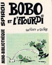 Bobo -MR1443- Bobo et l'étourdi