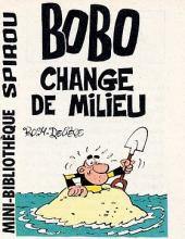 Bobo -MR1449- Bobo change de milieu