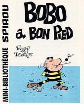 Bobo -MR1458- Bobo a bon pied