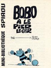 Bobo -MR1521- Bobo a le pied léger
