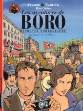 Boro, reporter photographe (Les Aventures de) -2- La Dame de Berlin II