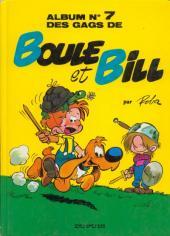 Boule et Bill -7a71- Album N° 7 des gags de Boule et Bill
