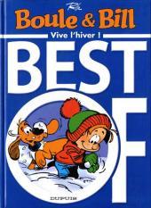 Boule et Bill -02- (Édition actuelle) -BestOf2- Vive l'hiver ! - Best Of