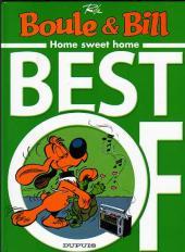Boule et Bill -02- (Édition actuelle) -BestOf4- Home Sweet Home - Best Of