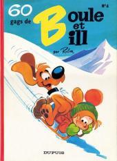 Boule et Bill -6- 60 gags de Boule et Bill n°6