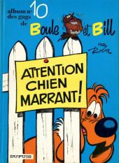Boule et Bill -10- Attention chien marrant !