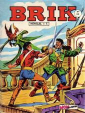Brik (Mon journal) -121- Poursuite dans les îles