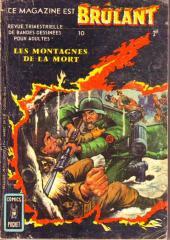 Brûlant (1re série) -10- Les montagnes de la mort