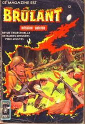 Brûlant (1re série) -12- Mission suicide
