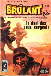 Brûlant (1re série) -17- Le duel des deux sergents