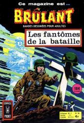 Brûlant (1re série) -38- Les fantômes de la bataille