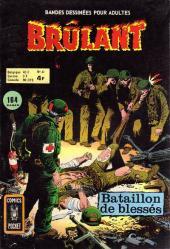 Brûlant (1re série) -41- Bataillon de blessés