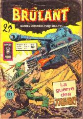 Brûlant (1re série) -42- La guerre des