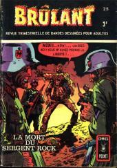 Brûlant (1re série) -25- La mort du sergent Rock