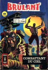 Brûlant (1re série) -27- Combattant du ciel