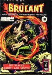 Brûlant (1re série) -28- Un vivant parmi les morts