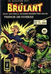 Brûlant (1re série) -29- Trésor de guerre