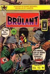Brûlant (2e série) -6- La mascotte du régiment