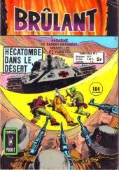 Brûlant (2e série) -3- Hécatombe dans le désert