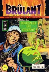 Brûlant (2e série) -7- Journal de guerre