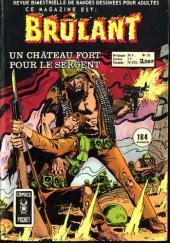 Brûlant (1re série) -30- Un château fort pour le sergent