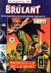 Brûlant (1re série) -32- Patrouille de la mort