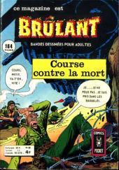Brûlant (1re série) -35- Course contre la mort