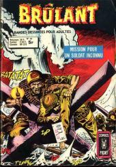 Brûlant (1re série) -44- Mission pour un soldat inconnu