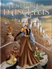 Les brumes d'Asceltis -3- Le Roi Akorenn