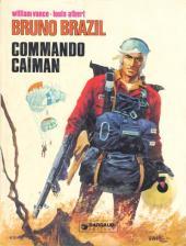 Bruno Brazil -2a1976'- Commando Caïman
