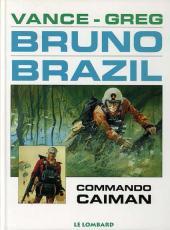 Bruno Brazil -2e1997- Commando Caïman