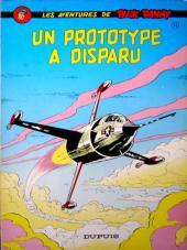 Buck Danny -21b1974- Un prototype a disparu