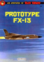 Buck Danny -24c80- Prototype FX-13
