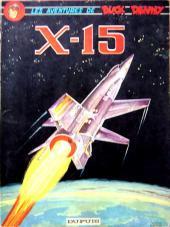 Buck Danny -31a1972- X-15