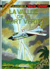 Buck Danny -38ES- La Vallée de la mort verte