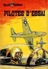 Buck Danny -10- Pilotes d'essai